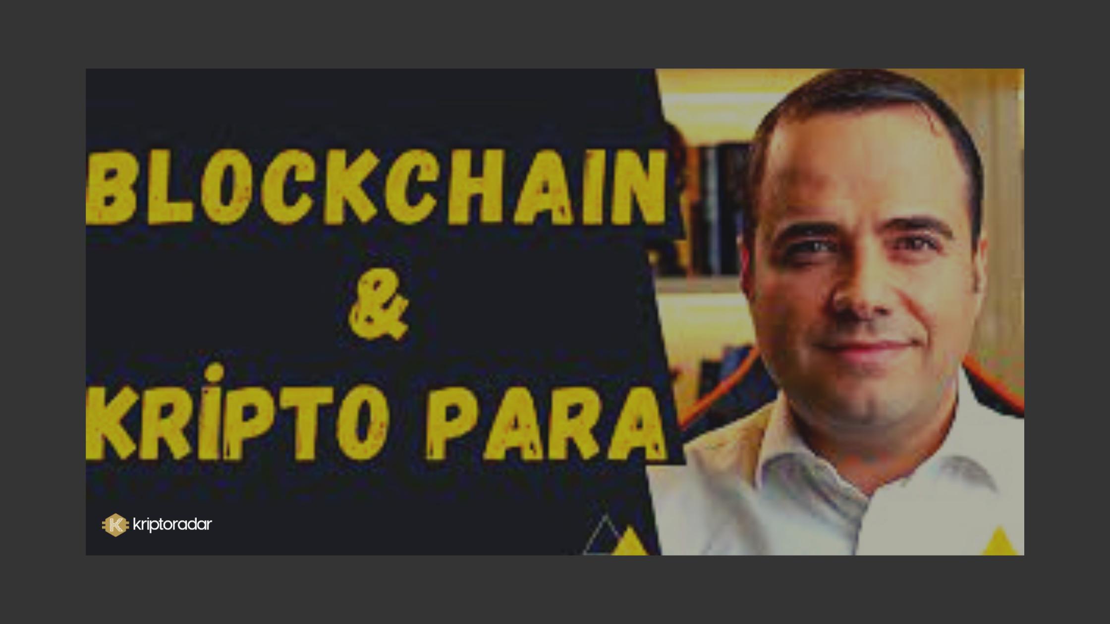 Blockchain, Kripto Para ve Özgür Demirtaş
