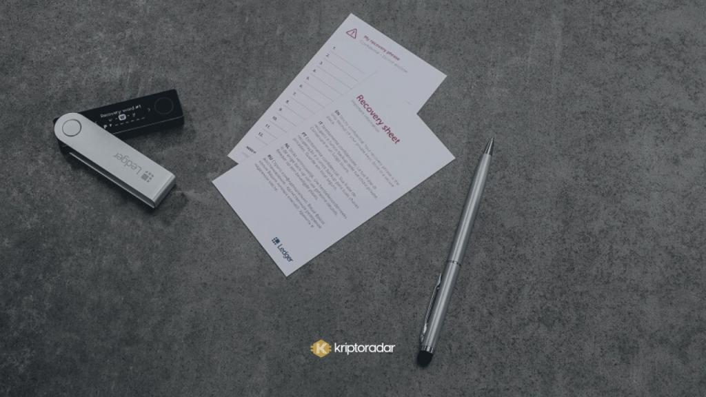 Ledger Nano X Güvenilir Kripto Para Cüzdanı