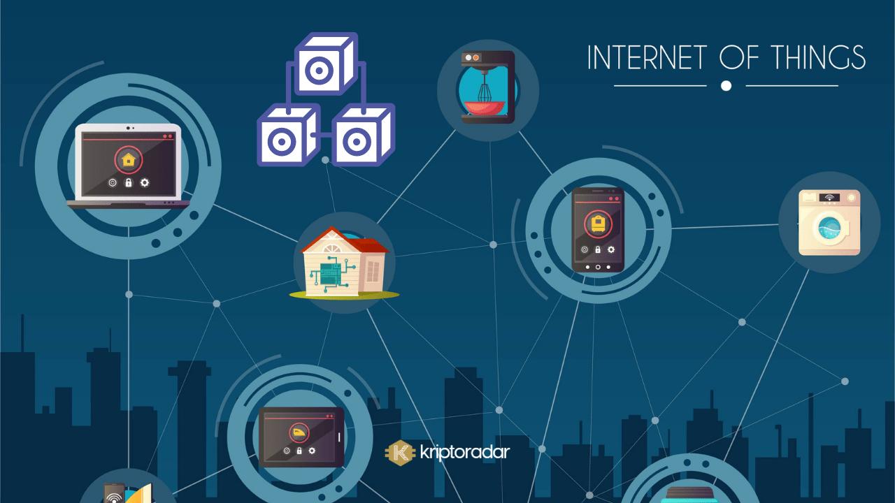 Nesnelerin interneti (IoT) ve blockchainin gücü
