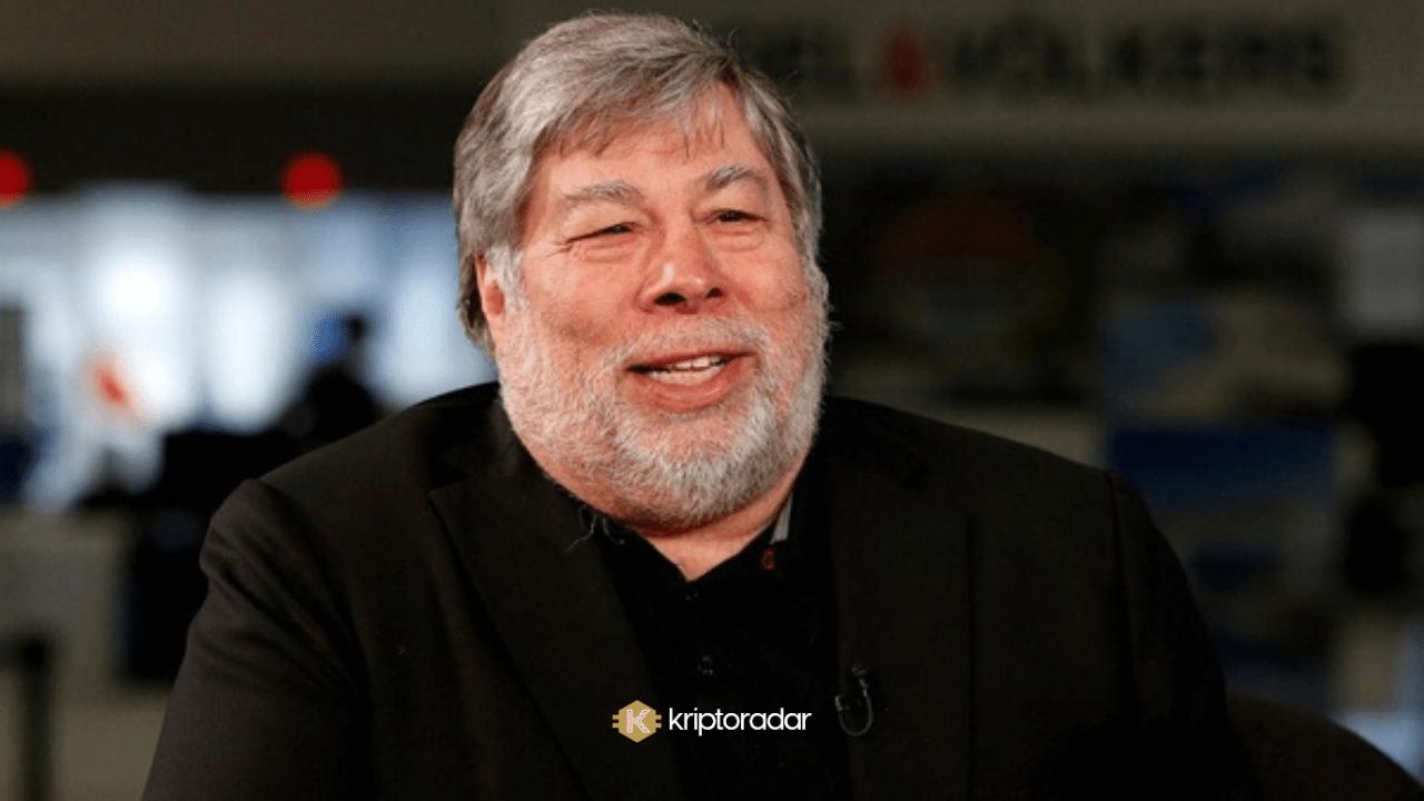 """Apple Kurucu Ortağı Steve Wozniak, Bitcoin'in """"Matematiksel Bir Mucize"""" Olduğunu Söyledi."""