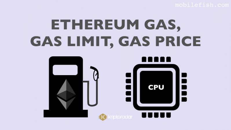 Kripto Para Gas Fee Nedir ve Nasıl Çalışır?