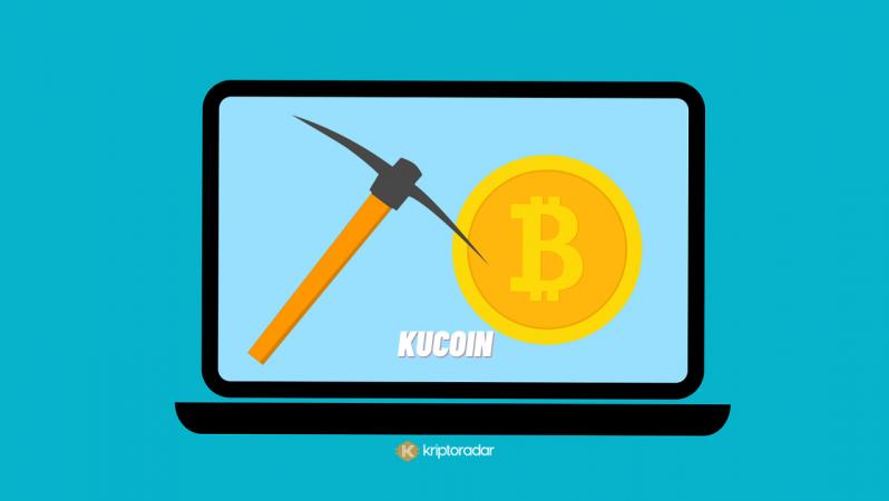 KuCoin Bitcoin Madencilik Havuzu Kurdu