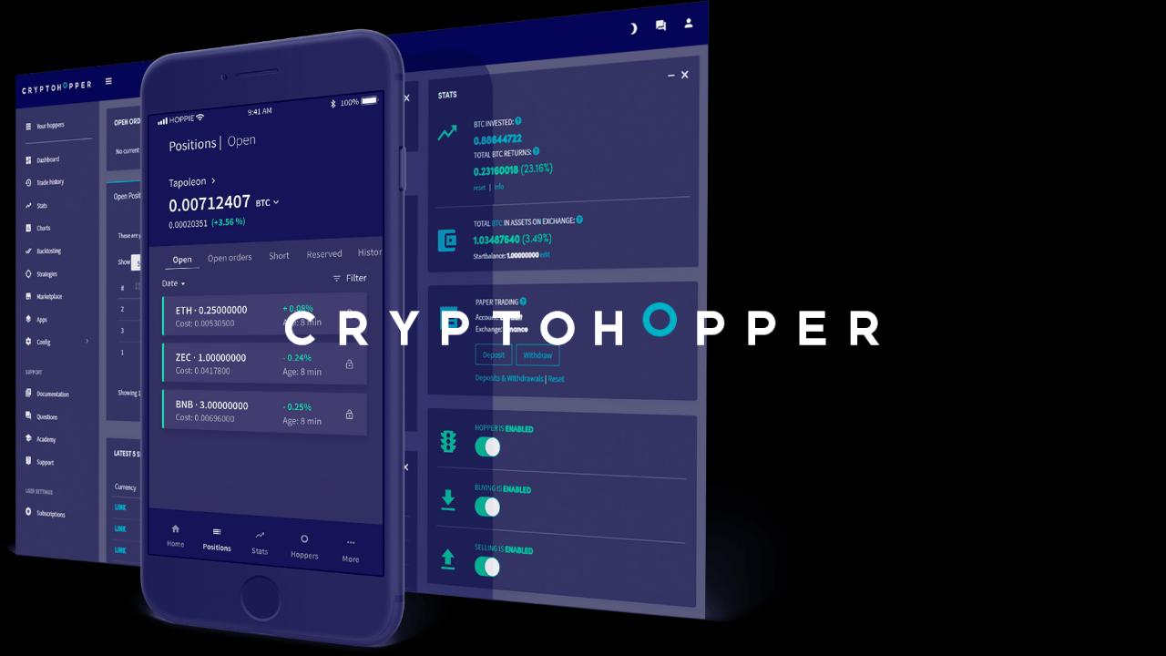 Cryptohopper Nedir? Nasıl Kullanılır?