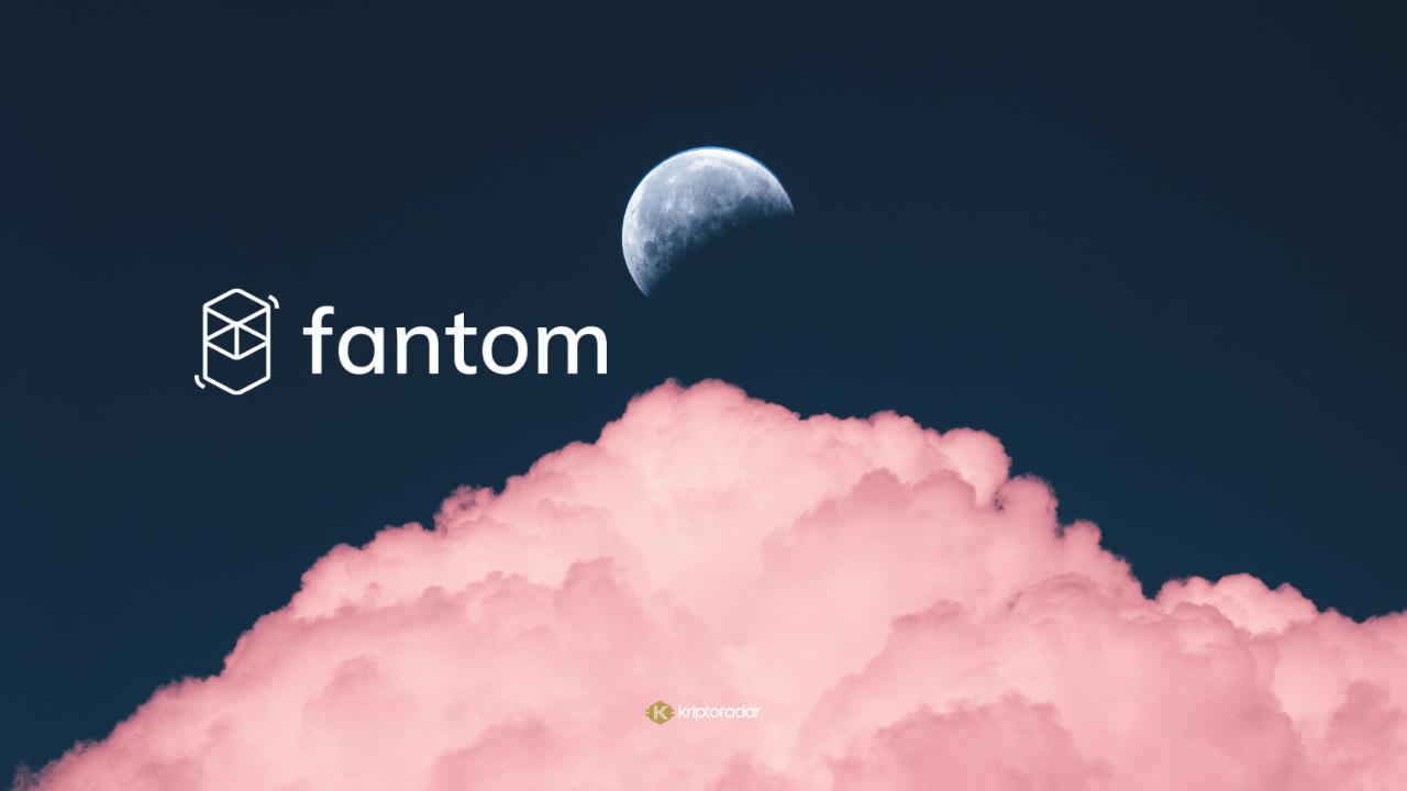 Gelişen Blockchain Platformu Fantom Yükselişte