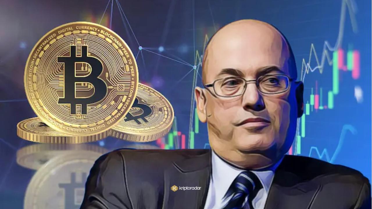 Hedge Fund Milyarder Steve Cohen Yeni Kripto Ticaret Firmasını Destekliyor