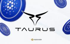 Taurus Cardano'yu Entegre Ediyor
