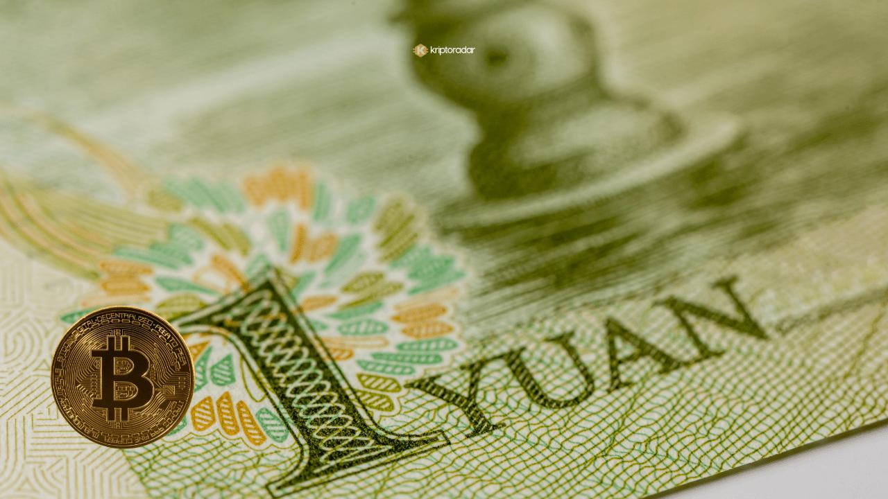 USDT / Yuan Satışları